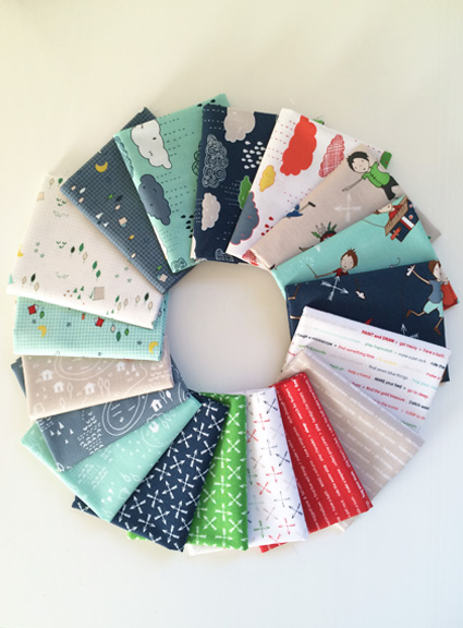 Cinderberry Fabric