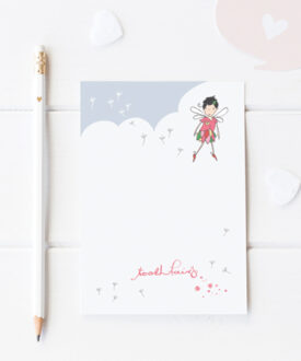 Tooth fairy letter girls a