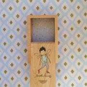 fairy box inside blue a