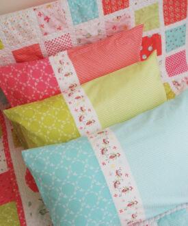 peaceful pillowcase