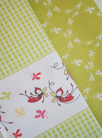 pillowcase kit green